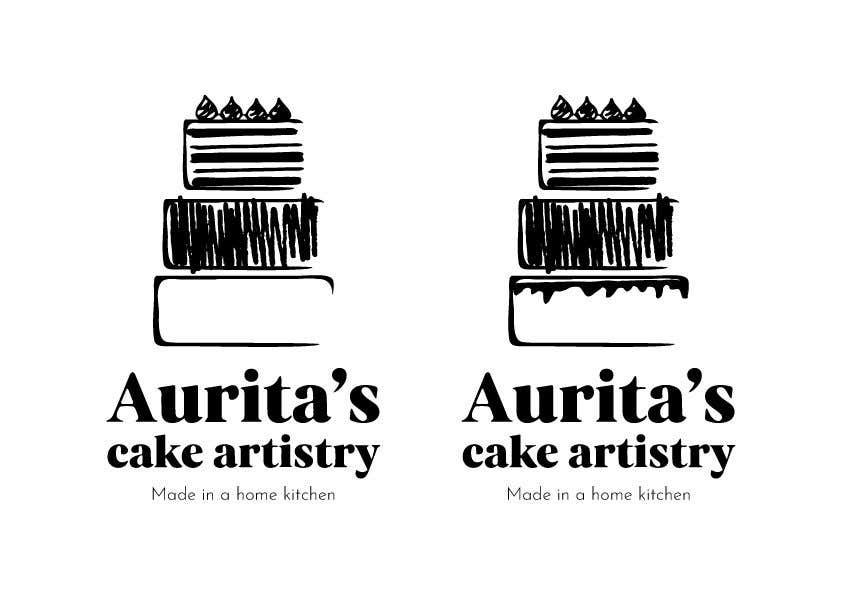 Inscrição nº                                         17                                      do Concurso para                                         Need logo, label with logo, ingredient label, mini cake sticker & fridge magnet design.