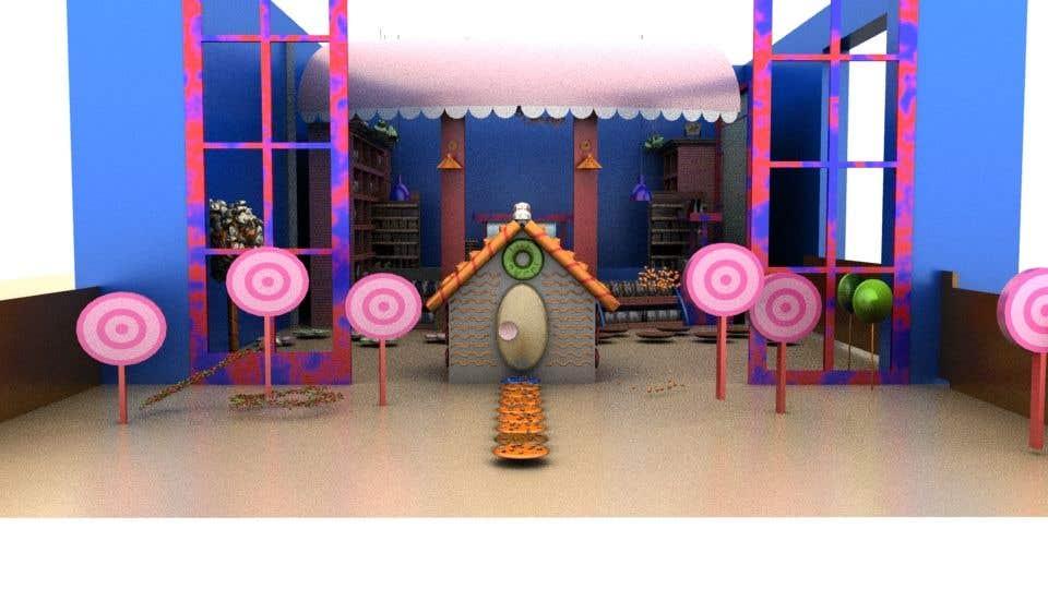 Inscrição nº                                         6                                      do Concurso para                                         LOLLYWOOD CANDY STORE INTERIOR DESIGN