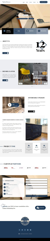 Kilpailutyö #                                        44                                      kilpailussa                                         Design and Build a Website - Awesome Responsive Wordpress site