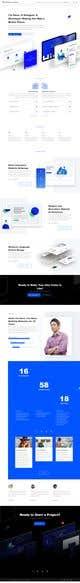 Kilpailutyön #                                                3                                              pienoiskuva kilpailussa                                                 Design and Build a Website - Awesome Responsive Wordpress site