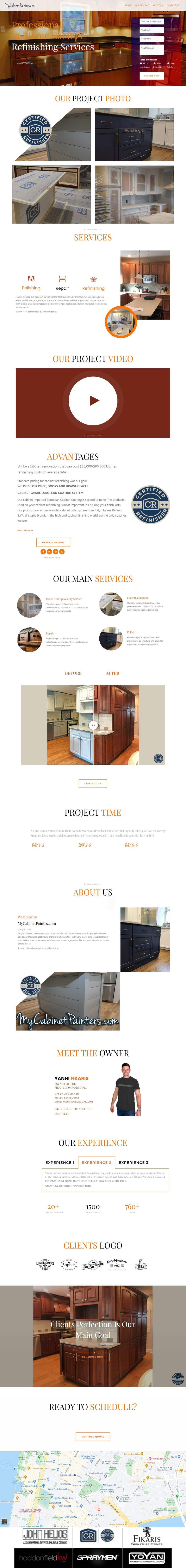 Kilpailutyö #                                        67                                      kilpailussa                                         Design and Build a Website - Awesome Responsive Wordpress site