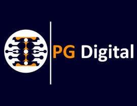#112 for Logo Design PG af mnkamal345