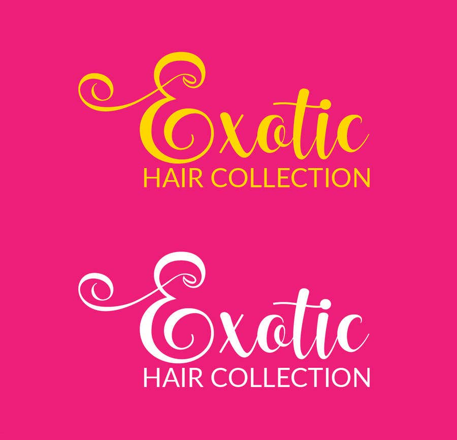 Contest Entry #                                        61                                      for                                         Create a logo for a hair extension company
