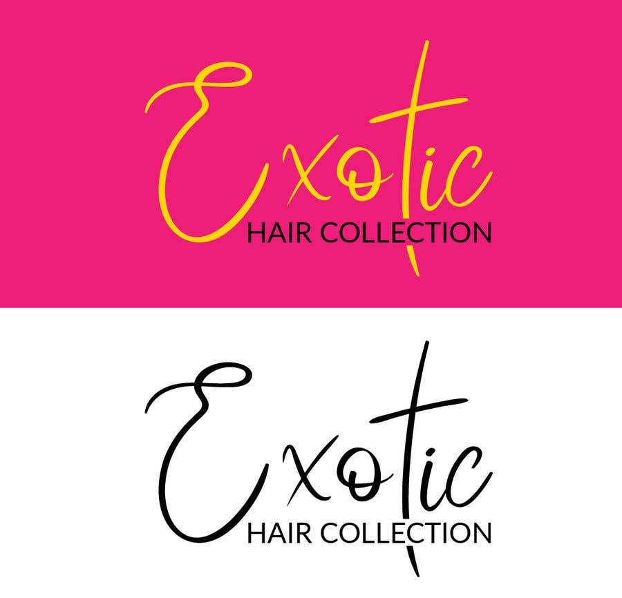 Contest Entry #                                        63                                      for                                         Create a logo for a hair extension company