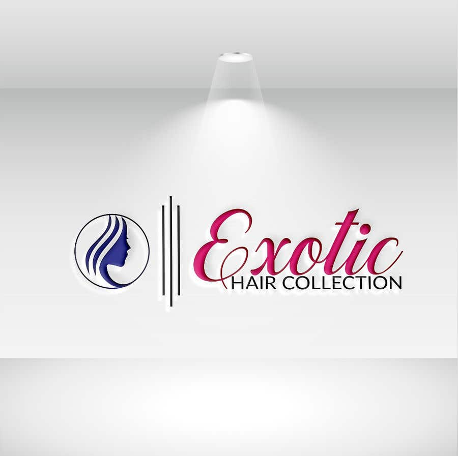 Contest Entry #                                        66                                      for                                         Create a logo for a hair extension company