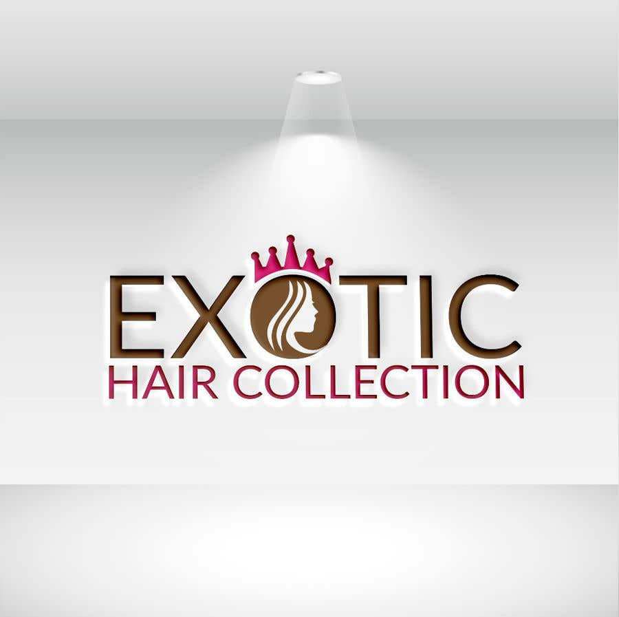 Contest Entry #                                        68                                      for                                         Create a logo for a hair extension company