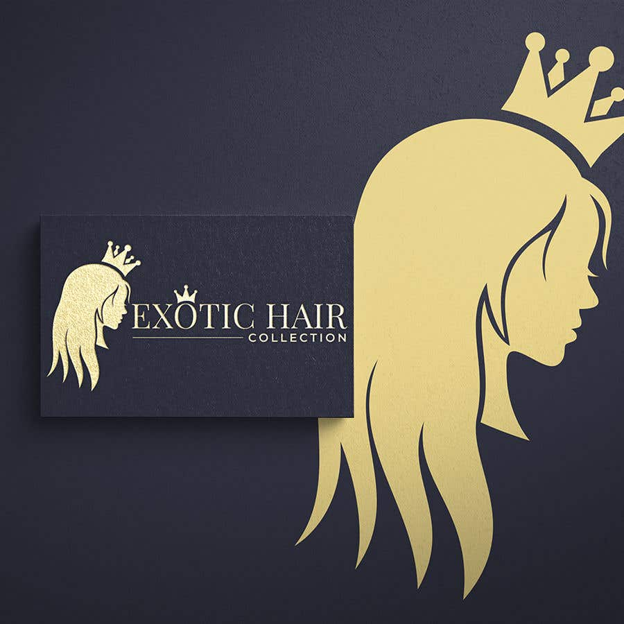 Contest Entry #                                        69                                      for                                         Create a logo for a hair extension company