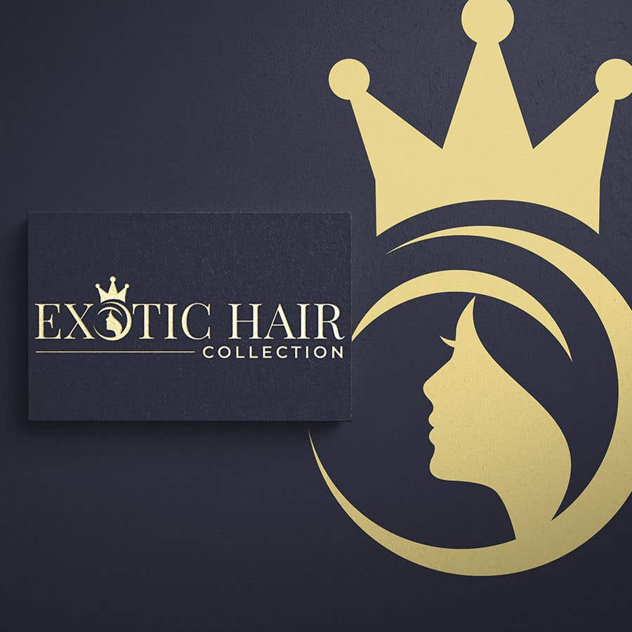 Contest Entry #                                        70                                      for                                         Create a logo for a hair extension company