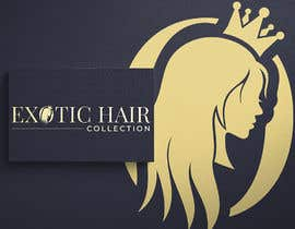 #71 for Create a logo for a hair extension company by Designnwala