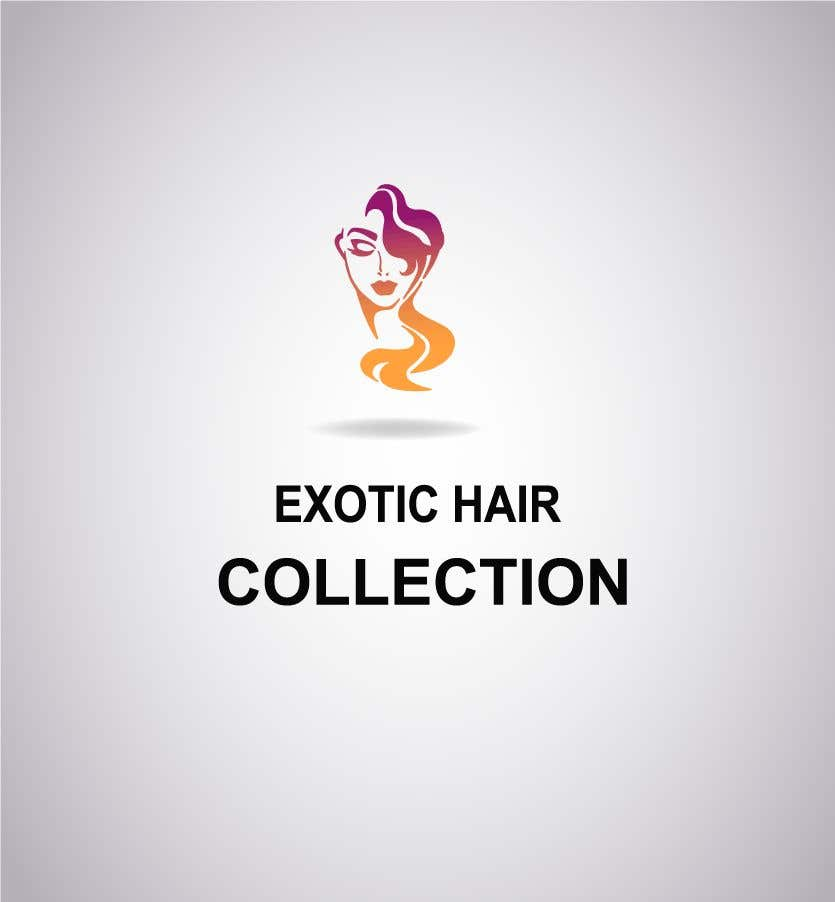 Contest Entry #                                        43                                      for                                         Create a logo for a hair extension company