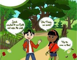 Pixelinc20 tarafından Graphic design for children's book için no 28