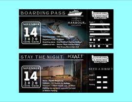 EditorVishal tarafından Invitation to Exclusive Event - Boarding Pass Style için no 59