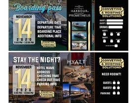 ASA32 tarafından Invitation to Exclusive Event - Boarding Pass Style için no 3
