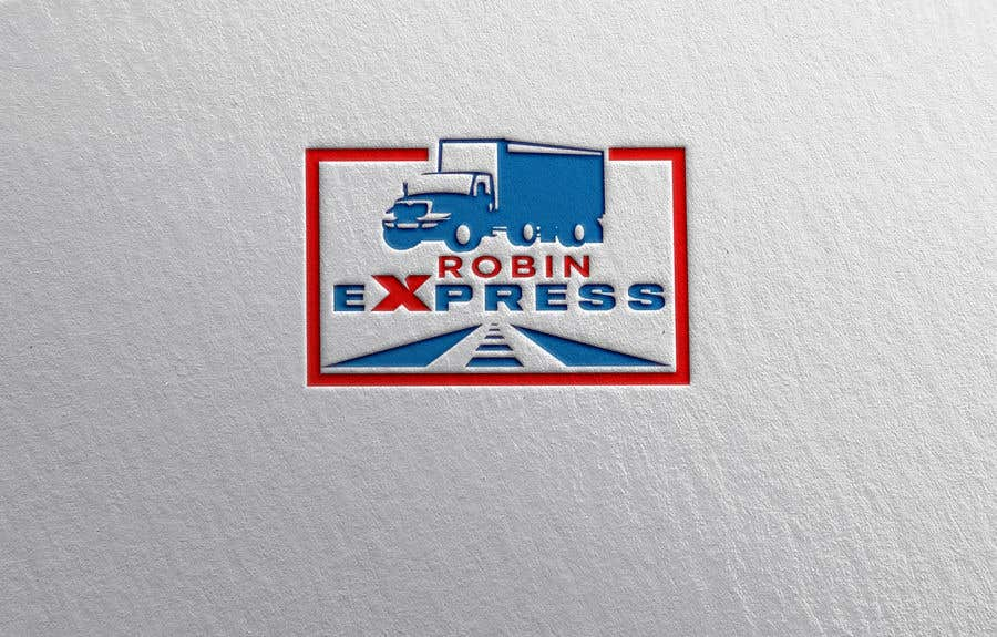 Contest Entry #                                        97                                      for                                         Robin Express logo
