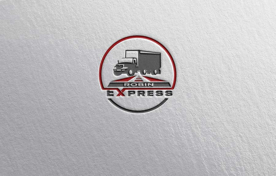 Contest Entry #                                        98                                      for                                         Robin Express logo