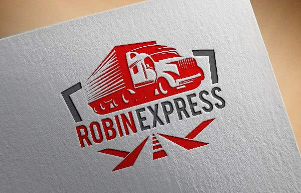 Contest Entry #                                        86                                      for                                         Robin Express logo