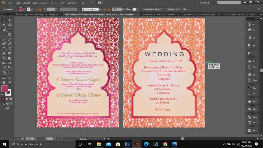 Contest Entry #                                        15                                      for                                         Make a wedding card