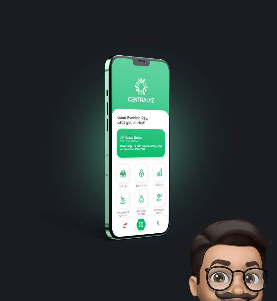 Penyertaan Peraduan #                                        8                                      untuk                                         Build a wireframe with fully mocked up images/logos/placeholders with an intuitive, modern design