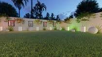 3D Design Entri Peraduan #11 for 3D landscape yard design