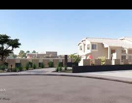 #3 untuk 3D landscape yard design oleh greeninnovacion