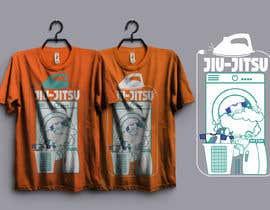 #32 for Jiu Jitsu Laundry af hemelhafiz