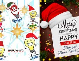 #42 for Christmas card design by BGautam591