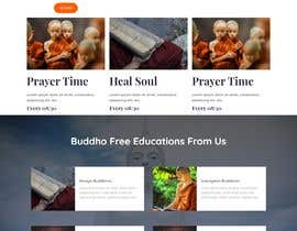#40 for A Professional Web Designer is require to design a Buddhist Charity Website af Minhazukhan
