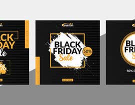 #55 for Create 3 banner for: black friday, Stock and offers by asifarifeen