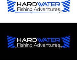 #178 untuk Create a Logo for HardWater Fishing Adventures oleh dulalm1980bd