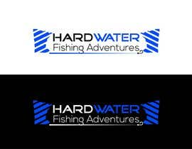 #179 untuk Create a Logo for HardWater Fishing Adventures oleh dulalm1980bd