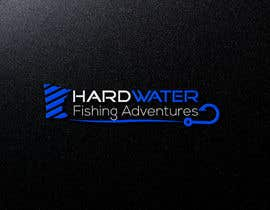 #209 untuk Create a Logo for HardWater Fishing Adventures oleh dulalm1980bd