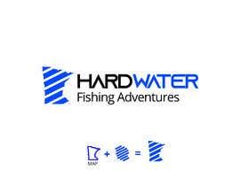 #50 untuk Create a Logo for HardWater Fishing Adventures oleh khusssh