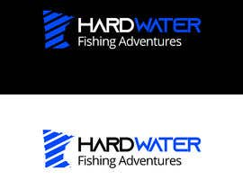#60 cho Create a Logo for HardWater Fishing Adventures bởi khusssh