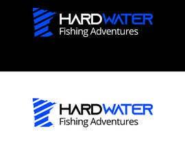 #60 untuk Create a Logo for HardWater Fishing Adventures oleh khusssh