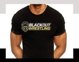 #46 untuk logo for t-shirt - Blackout oleh B0mber