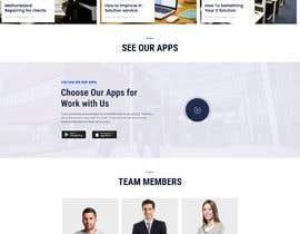 Nro 4 kilpailuun Simple Wordpress for Consultancy käyttäjältä spisagor