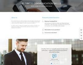 Nro 12 kilpailuun Simple Wordpress for Consultancy käyttäjältä mynul3500