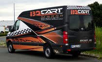 Graphic Design Contest Entry #226 for Design a RACING STYLE wrap for our new VW Crafter van