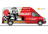 Graphic Design Contest Entry #279 for Design a RACING STYLE wrap for our new VW Crafter van