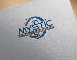 #7 for Mystic pool service by NeriDesign