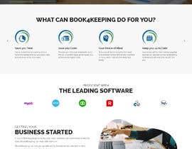 #54 for Design a bookkeeping website af saidesigner87
