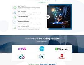 #86 for Design a bookkeeping website af LynchpinTech