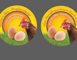#29 for Label Design for egg carton by saurov2012urov