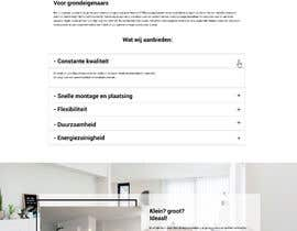 #32 for Web design for single page website by azahermia