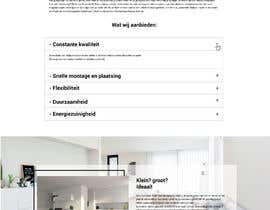 #34 for Web design for single page website by azahermia