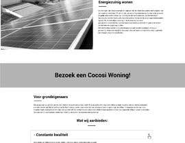 #63 for Web design for single page website by azahermia