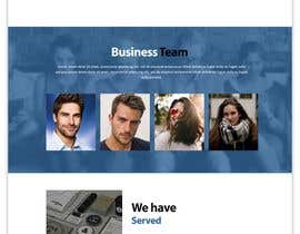 #38 for Web design for single page website by SK813