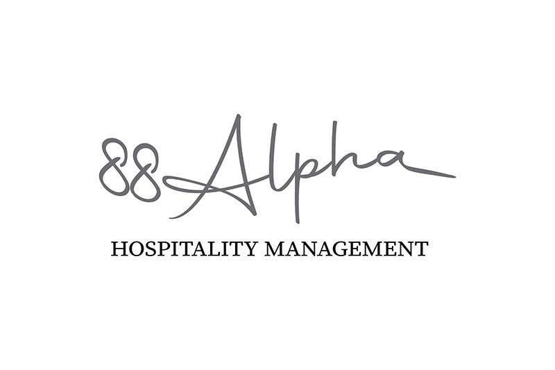 Contest Entry #                                        931                                      for                                         LOGO Design - 88ALPHA - Hospitality Management Company