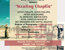 #37 for PRESS PACK PDF BROCHURE DESIGN - STEALING CHAPLIN MOVIE by ananna2906