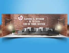 #234 untuk Banner Rustic oleh migueldaconceica